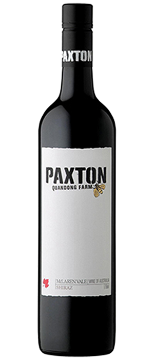 Paxton Wines 2012 Syrah (Shiraz) Bottle