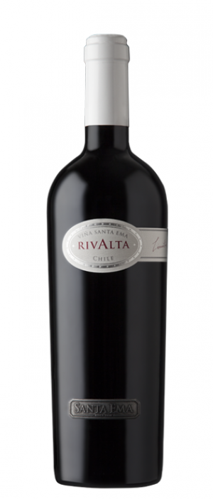 Santa Ema Rivalta 2009 Bottle