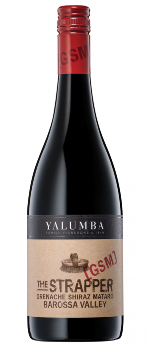 Yalumba Samuel's Garden Collection The Strapper 2013 GSM Bottle