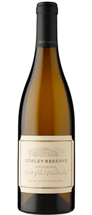 Monticello Vineyards 2013 Chardonnay Bottle