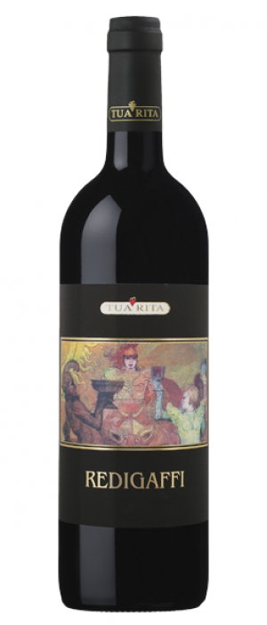 Tua Rita Redigaffi 2011 Bottle