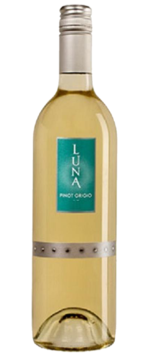 Luna Vineyards 2012 Pinot Gris (Grigio) Bottle