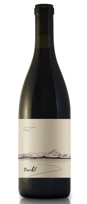 Twill Cellars 2013 Syrah (Shiraz) | Red Wine