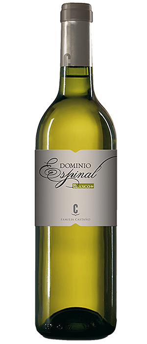 Dominio Espinal White Bottle