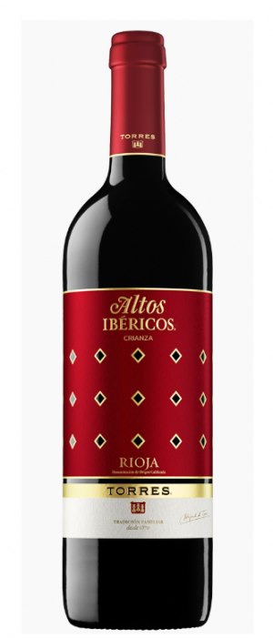 Torres 2012 Altos Ibéricos Rioja Crianza  Bottle