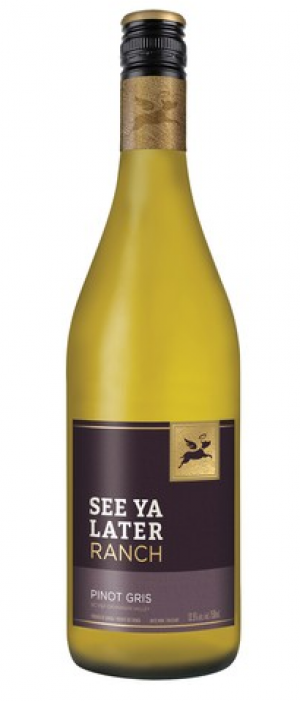 See Ya Later Ranch 2016 Pinot Gris (Grigio) Bottle