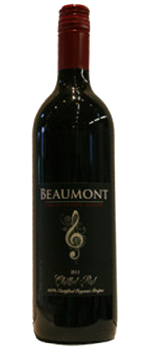 Beaumont Chilled Red Bottle