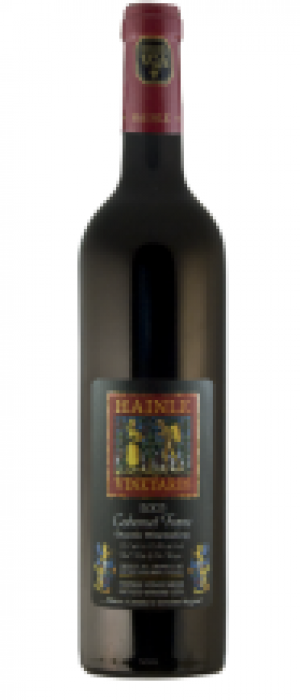 Hainle Vineyards Estate Winery 2003 Hainle Cabernet Franc Bottle