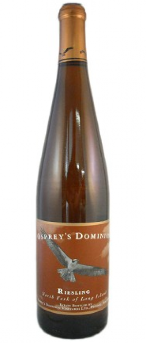 Osprey's Dominion 2012 Riesling Bottle