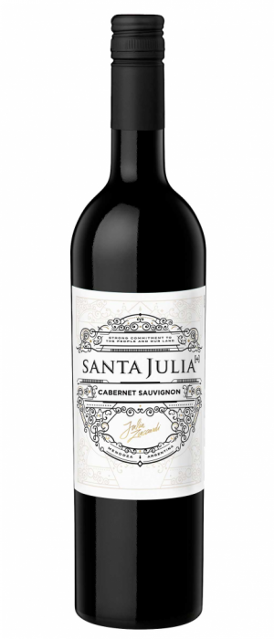 Santa Julia [+] 2016 Cabernet Sauvignon Bottle