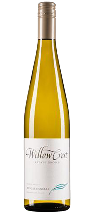 Willowcrest Muscat Canelli | White Wine