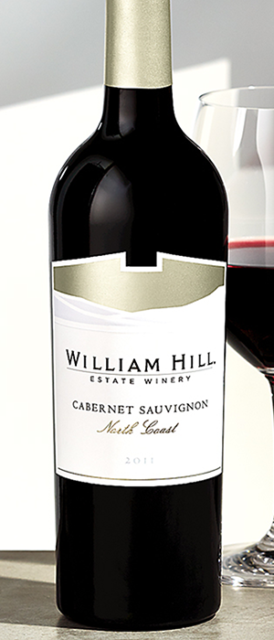 North Coast Cabernet Sauvignon Bottle