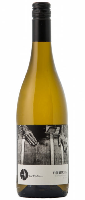 TH Wines 2016 Viognier Bottle