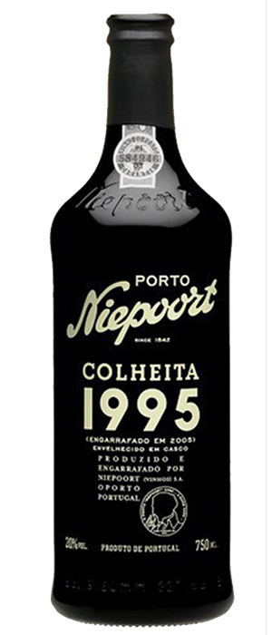 Niepoort 1995 Colheita Bottle