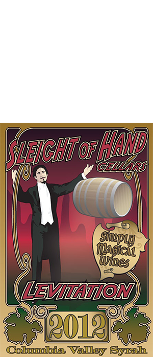 Sleight of Hand Cellars Levitation 2012 | Red Wine