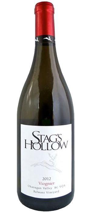 Stag's Hollow 2012 Viognier Bottle