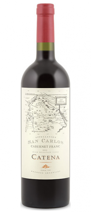 Catena Appellation San Carlos 2014 Cabernet Franc Bottle