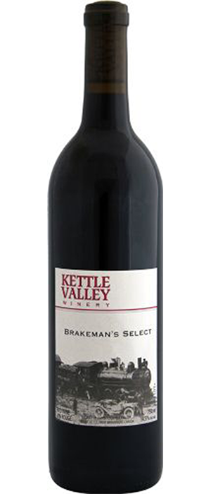 Brakeman's Select Bottle