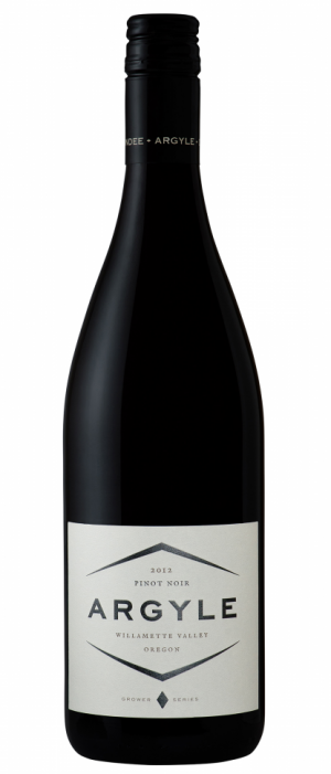 Argyle Winery 2012 Pinot Noir Bottle