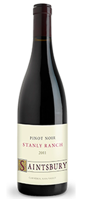Stanly Ranch Pinot Noir Bottle