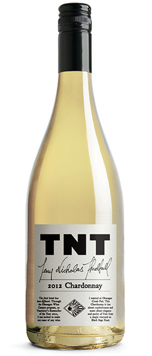 TNT Chardonnay Bottle