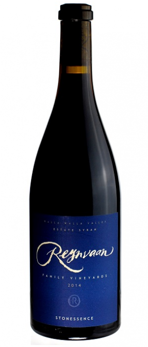 Reynvaan Family Vineyards Stonessence 2015 Syrah Bottle