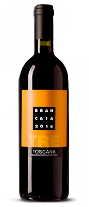 Brancaia Tre Rosso IGT 2014 | Red Wine