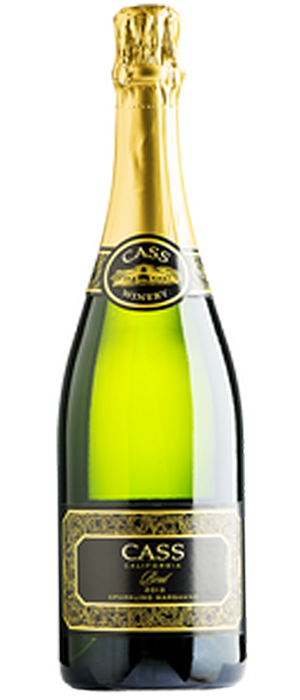 Cass 2012 Sparkling Wine Bottle
