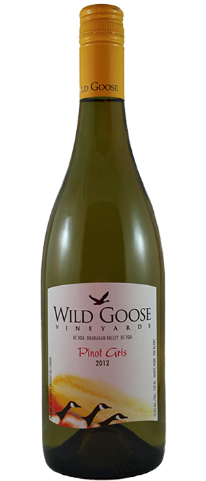 Wild Goose Vineyards 2013 Pinot Gris (Grigio) Bottle