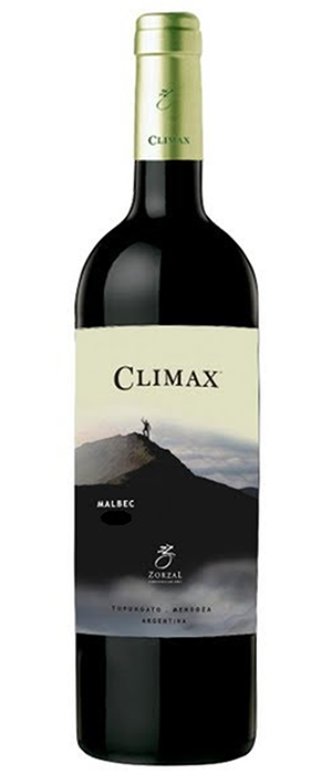 Climax Bottle