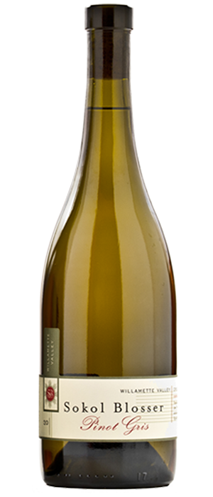Willamette Valley Pinot Gris Bottle