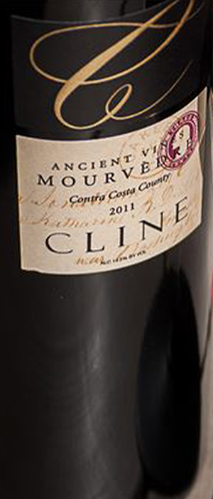 Ancient Vines Mourvèdre Bottle