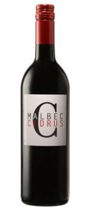 Cedrus Le Rouge 2014 Bottle