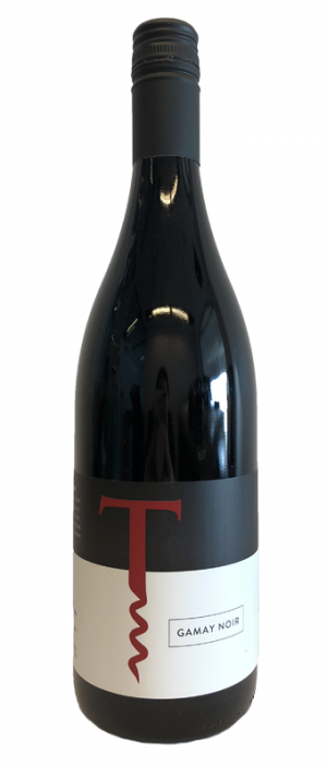 Traynor Family Vineyard 2016 Gamay Noir Bottle