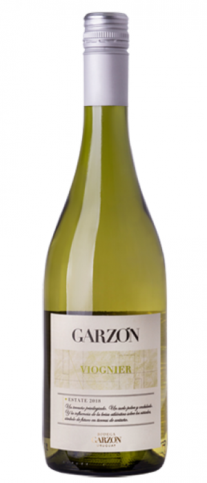 Bodega Garzón 2018 Viognier Estate Bottle