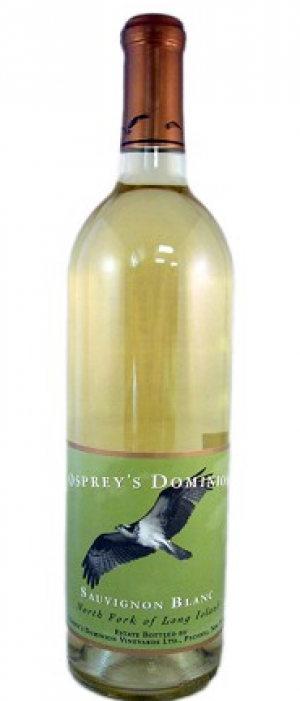 Osprey's Dominion 2013 Sauvignon Blanc Bottle