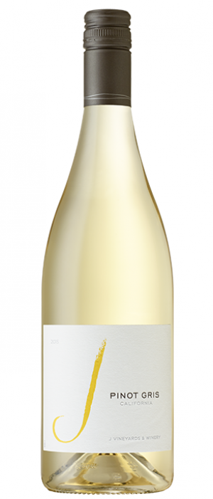 J Vineyards & Winery 2015 Pinot Gris (Grigio) | White Wine
