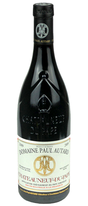 Domaine Paul Autard Red Rhône / GSM | Red Wine