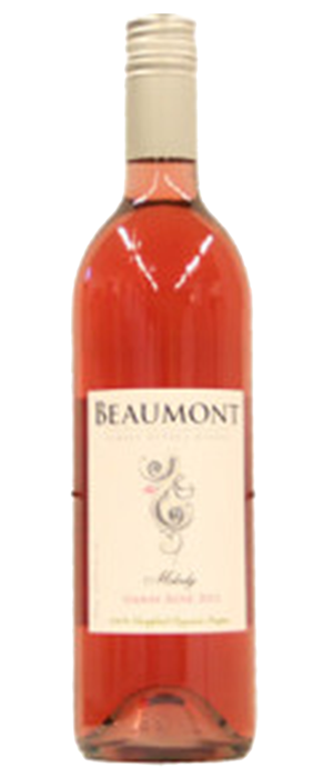 Beaumont Melody Gamay Noir Rose Bottle
