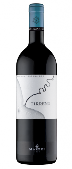 Belguardo 2015 Tirreno Bottle