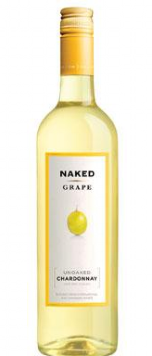 Naked Grape Chardonnay Bottle