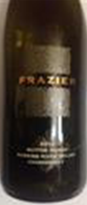 Frazier Dutton Ranch Chardonnay Bottle