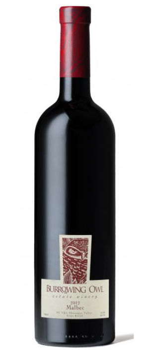 Burrowing Owl Estate Winery 2012 Malbec | Red Wine