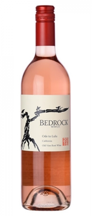 Bedrock Wine Co. 2017 Ode To Lulu Rose | Rosé Wine