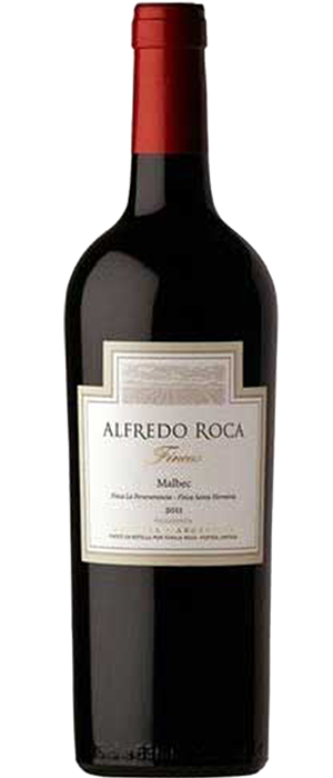Alfredo Roca 2011 Malbec Bottle