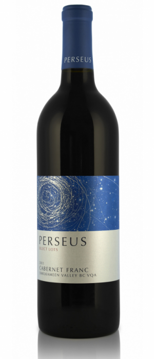 Perseus 2011 Select Cabernet Franc Bottle