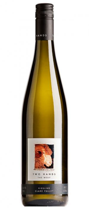 Two Hands Wines The Wolf 2015 Riesling Bottle