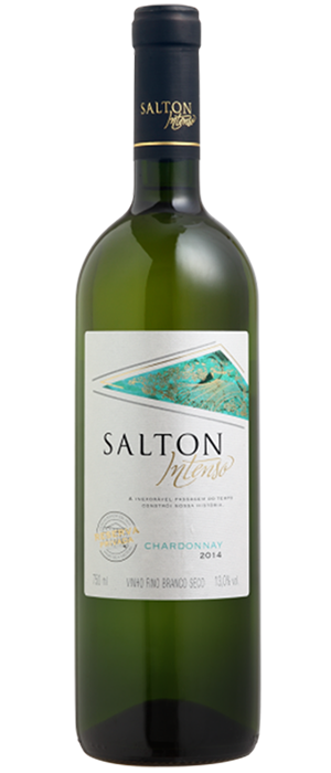 Salton Intenso Chardonnay Bottle
