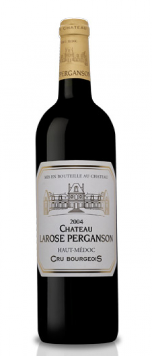 Chateau Larose Perganson 2004 Bottle