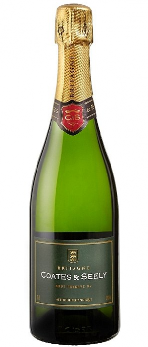 Coates & Seely Brut Reserve NV Bottle